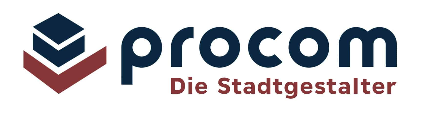 Procom Invest Logo Projektentwickler