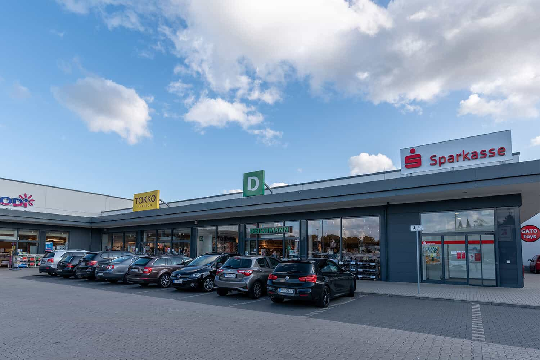 Halver Fachmarktzentrum Deichmann