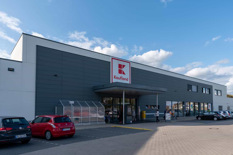 Halver Fachmarktzentrum Kaufland