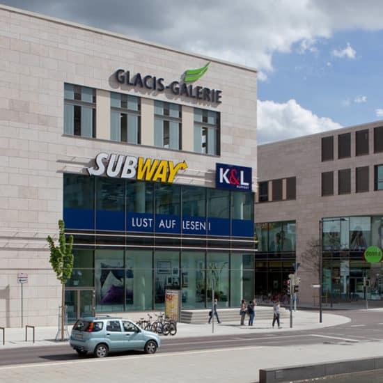 Glacis Galerie Ulm