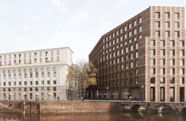 Nikolai Insel Hamburg neu Projektentwickler Hamburg