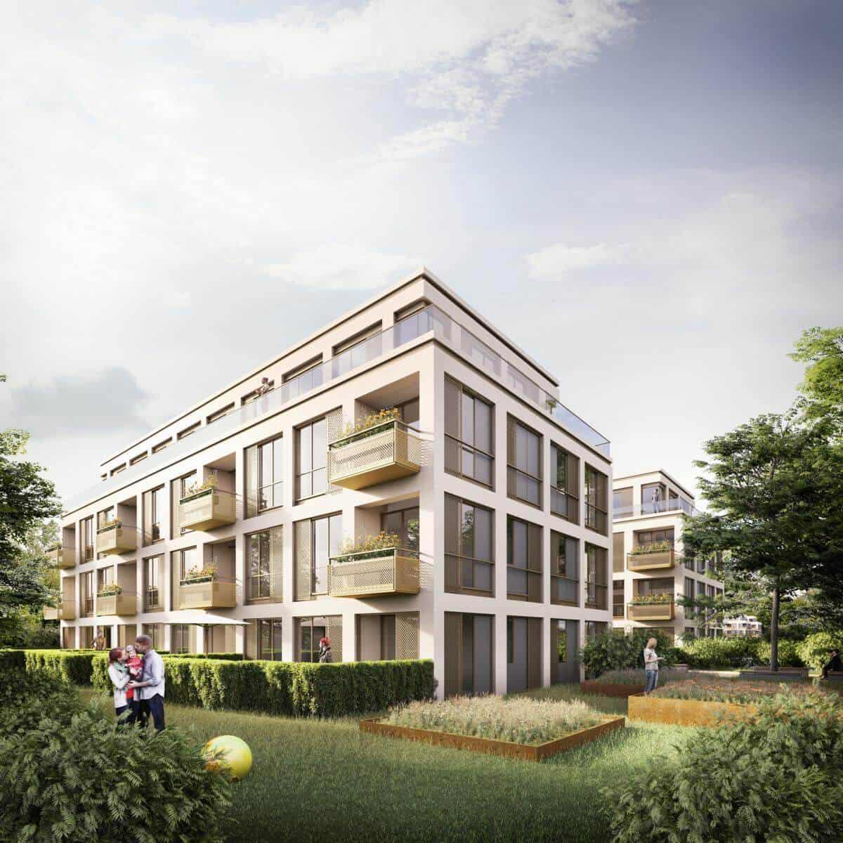 Bad Nauheim Projektentwickler Deutschland