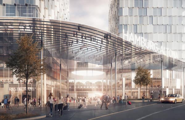 Bahnhof Hamburg-Altona Projektentwicklung