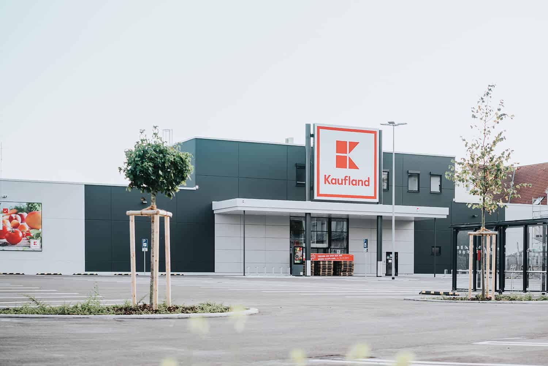 Kaufland Giengen an der Brenz Projektentwickler Deutschland