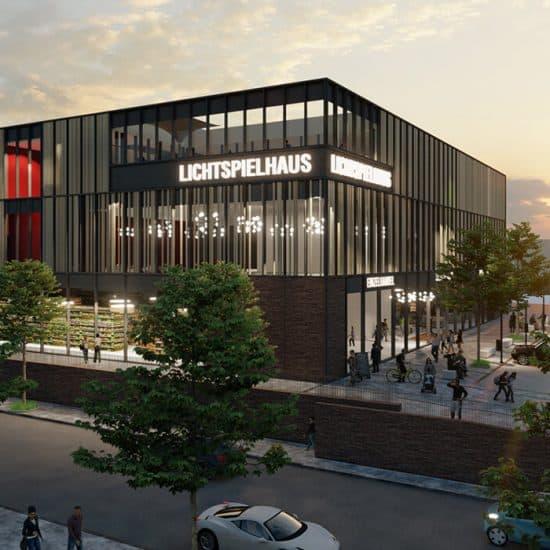 Lichtspielhaus Bad Homburg Projektentwickler Deutschland