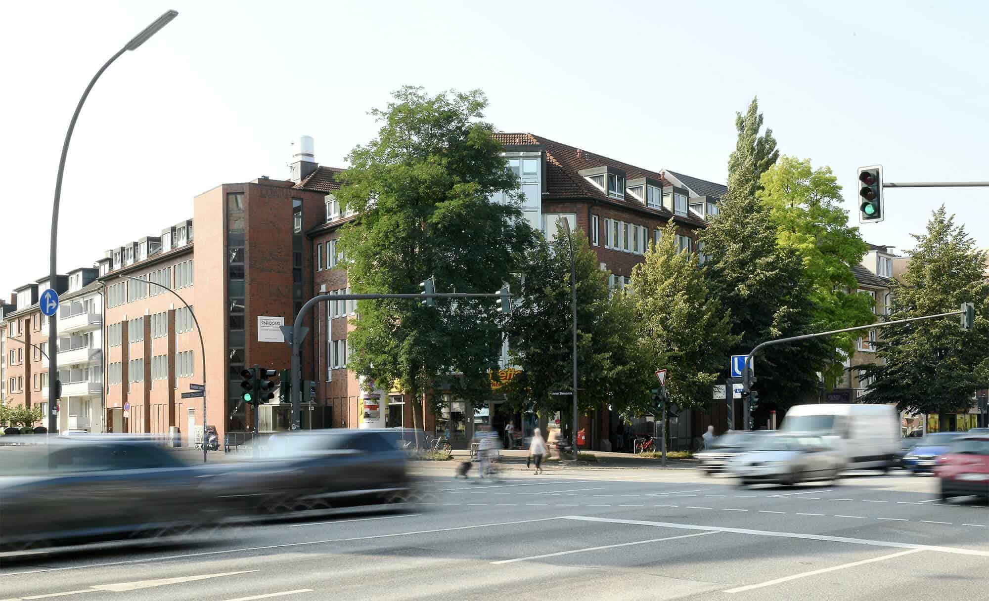 96rooms Hamburg Wandsbek Wohnung Studenten Auszubildende Projektentwicklung Hamburg