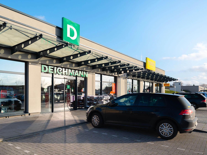 deichmann bensheim Projektentwickler Deutschland