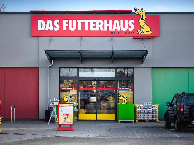 Das Futterhaus Bensheim Projektentwickler Deutschland